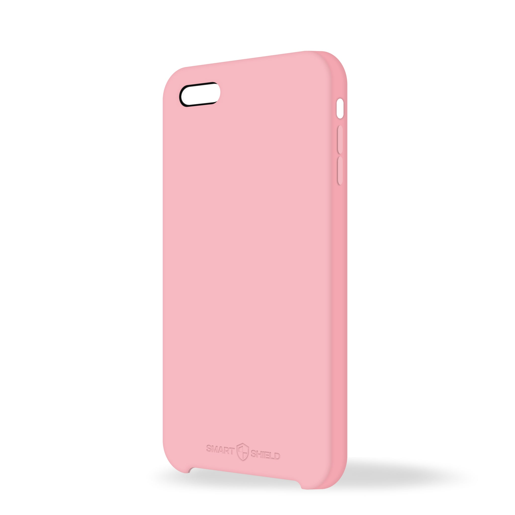 iPhone Liquid Silicone Case Pink