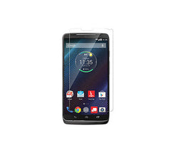 Motorola Droid Turbo Tempered Glass Screen Protector - Smart Shield - 1