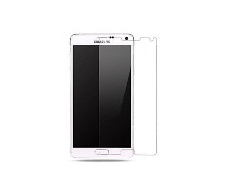 Samsung Galaxy Note 4 Tempered Glass Screen Protector - Smart Shield - 1