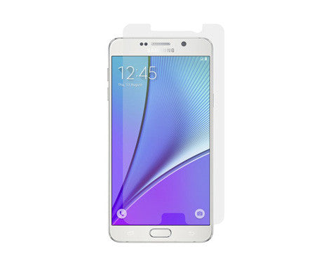 Samsung Galaxy Note 5 Tempered Glass Screen Protector - Smart Shield - 1