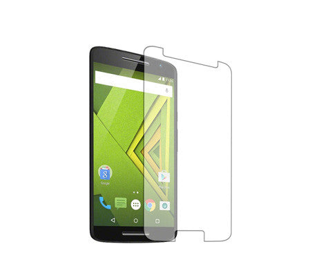 Motorola Moto X Play Tempered Glass Screen Protector - Smart Shield - 1