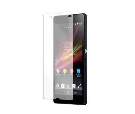 Sony Xperia Z1 Tempered Glass Screen Protector - Smart Shield - 1