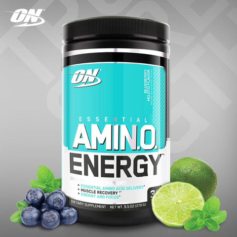 Optimum Nutrition's Amino Energy