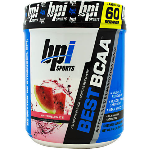 BPI BEST BCAA 60 Serving