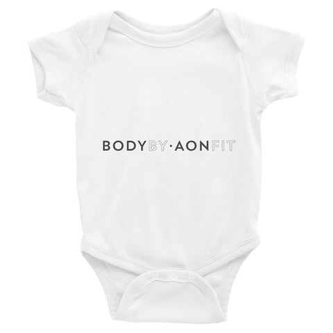 Body By AONFIT Onesie