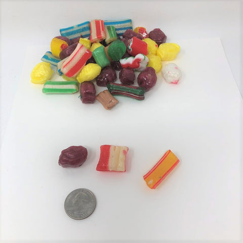 Christmas Mix 50% Filled Hard Christmas Candy 1 pound