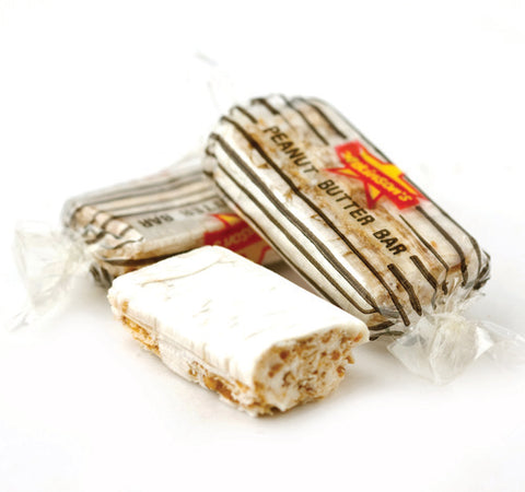 Atkinson Peanut Butter Bars 1 pound Wrapped Candy bulk candy