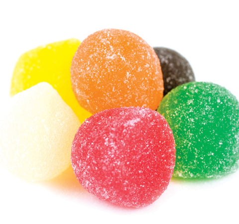 Giant Jellies bulk candy giant jelly gum drops 1 pound