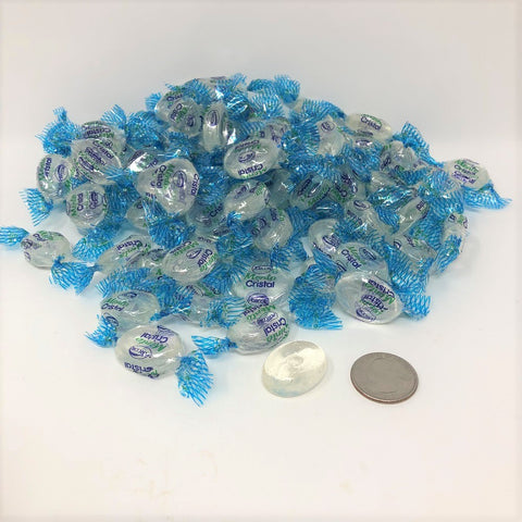 Arcor Crystal Mints 1 pound bulk mint hard candy wrapped