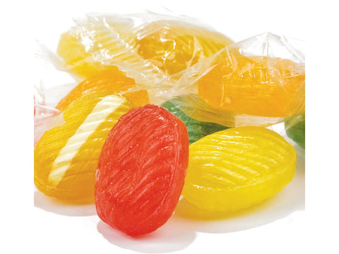 Assorted Honey Filled Candy Honey Queen Bees bulk wrapped candy 1 pound