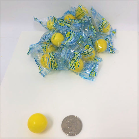 Lemonheads Wrapped Candy lemon heads lemonhead 5 pounds