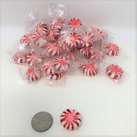 Peppermint Starlight Mints 1 pound Peppermint Star Light Starlite Hard Candy