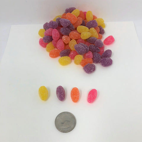 Sweet and Sour Eggs Easter Candy 1 pound jelly eggs