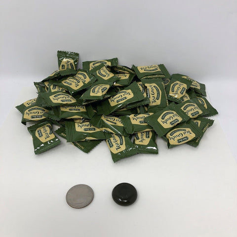 Bali's Best Green Tea Latte candy bulk individually wrapped 1 pound