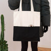 Canvas tote bag, Tote bag, Tote bag canvas, Everyday Tote, Minimalist tote , Tote bag canvas , Minimalist handbag , Embroidered tote