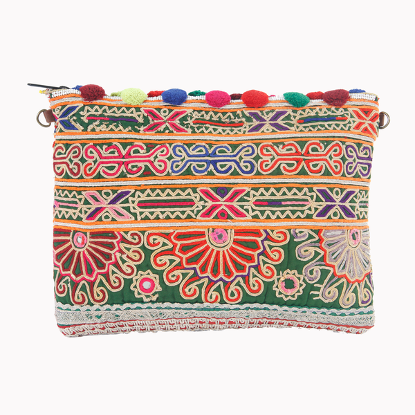 Clutch bag, Women's bag, Boho accessories, Evening clutch, Embroidery bag