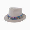 Women's hats, Pork pie hat, Boho Accessories, Gypsy style, women's bohemian accessories