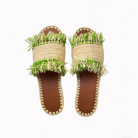 women's sandals, resort style, resort fashion, raffia style, raffia shoes, moroccan style, moroccan shoes, moroccan fashion, woven flat sandals, raffia resort sandals, resort slides, raffia sandals, summer style, summer accessories, summer must, raffia women shoes, raffia flats, raffia, Gypsy soul, Boho style