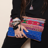 Statement Clutch, Unique handbags, Bohemian fashion, Gypsy soul, Artisan fashion, Handmade accessories
