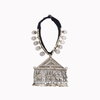 statement necklace, big pendant, ethnic jewellery, big necklace