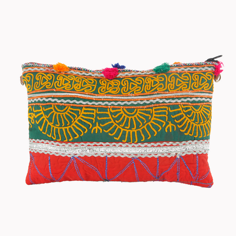 Clutch purse, Unique handbags, Bohemian accessories, Evening clutch, Embroidery bag, Statement clutch, Ethnic Style