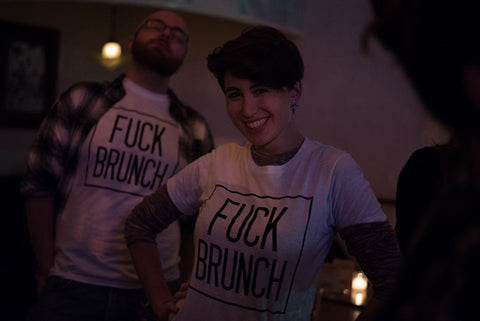 Sous Chef and Hostess, Fuck Brunch