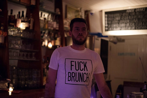 bartender, fuck brunch