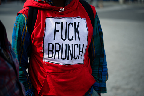 Patch, Fuck Brunch