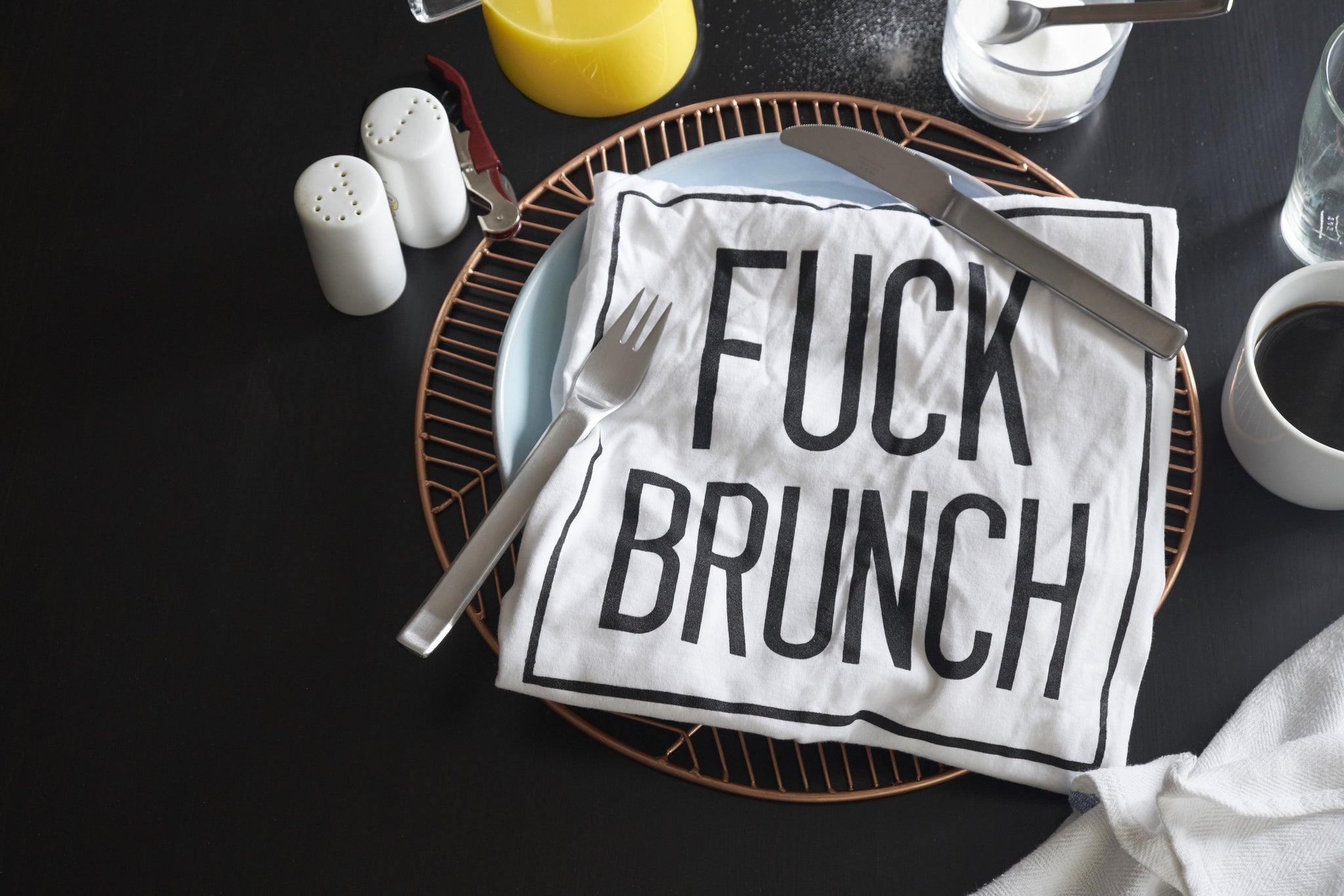 The Classic Fuck Brunch Tee