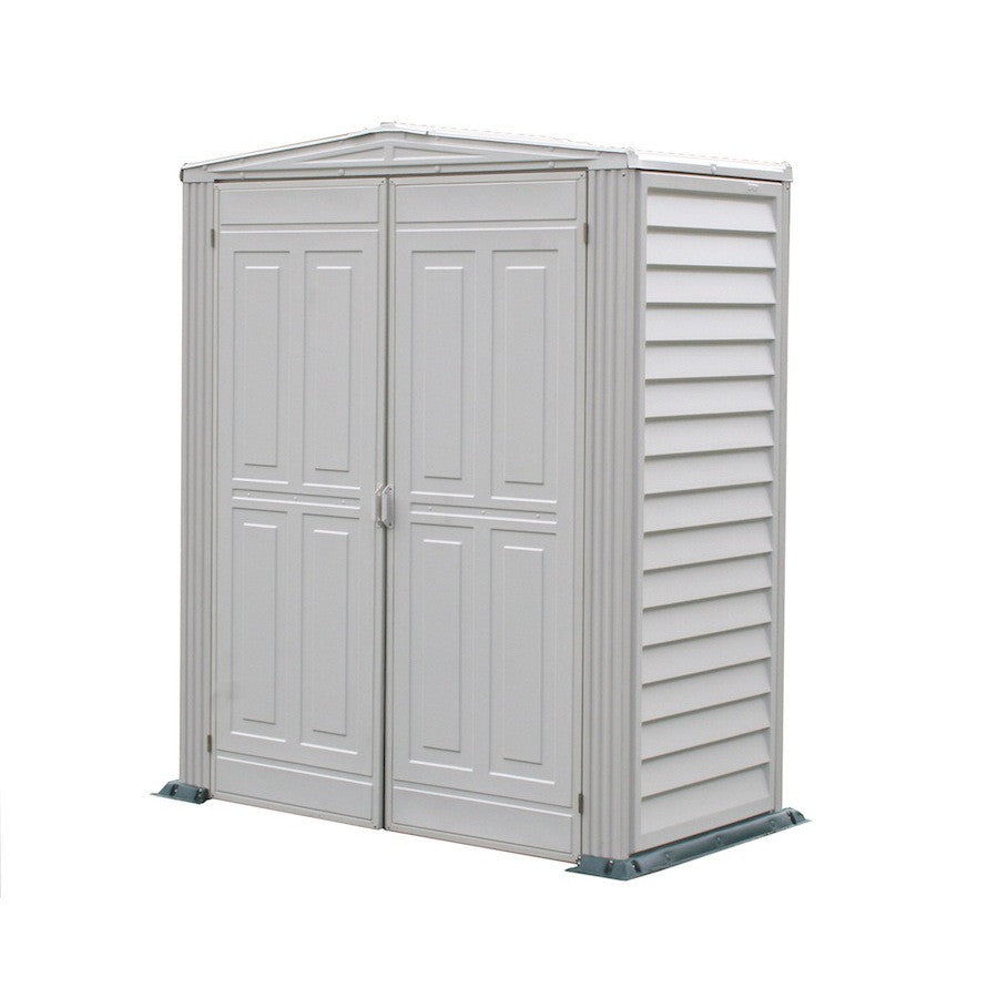 DuraMax Building Products Storage Shed (Common 2-ft x 5-ft;  sc 1 st  MikeyMikes & Vinyl u0026 Resin Storage Sheds | MikeyMikes