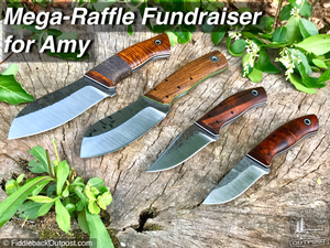 Mega-Raffle Fundraiser for Amy!