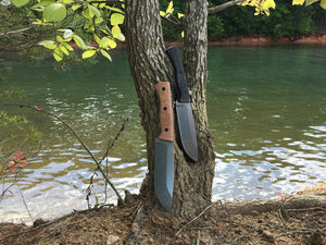 Customer Review: Fiddleback Forge Camp Knife - Field Knife Edition (Mid-tech)