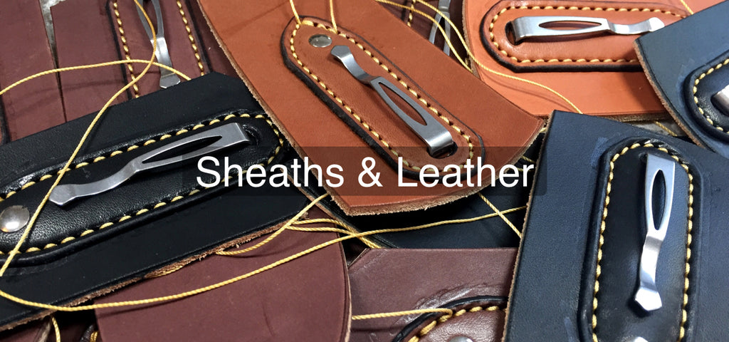 Sheaths & Leather