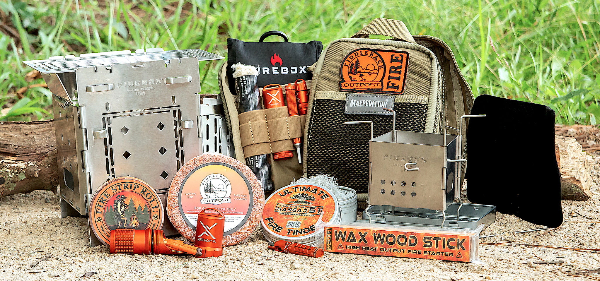 Fire Collection from Fiddleback Outpost