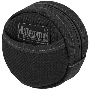 Maxpedition - Tactical Can Case - Black - Fiddleback Outpost