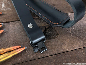 RLO Custom Leather - Rifle Sling