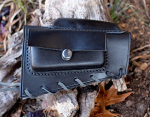 RLO Custom Leather - Rifle Butt Stock Cover