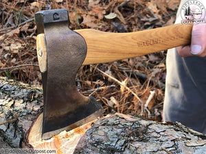 "Council Tool - 16"" Wood-Craft Camp Carver Axe"