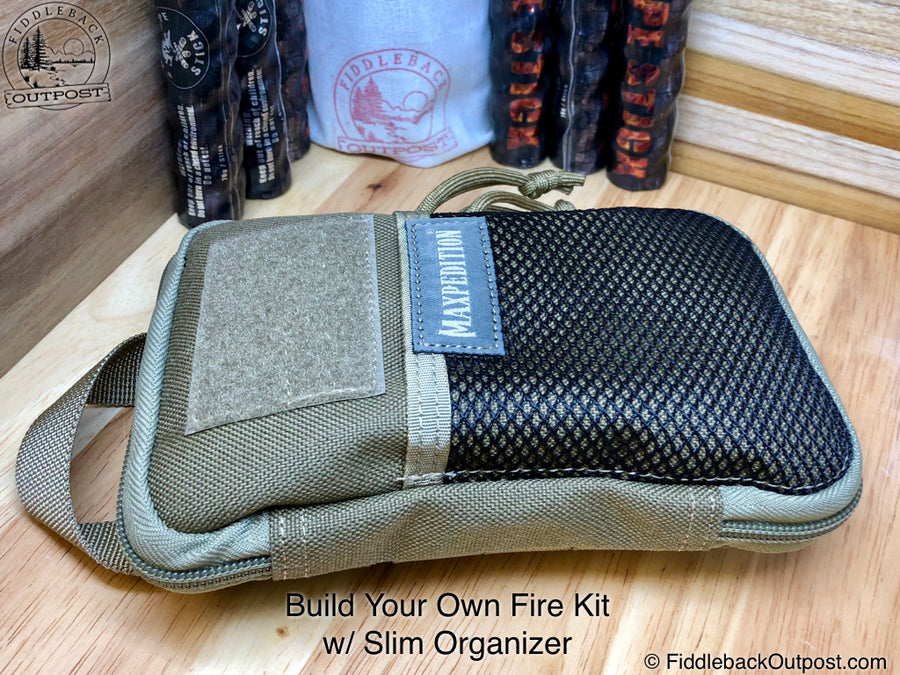 Fire Kit - Build Your Own - Saves 10% on Added Options - Fiddleback Outpost