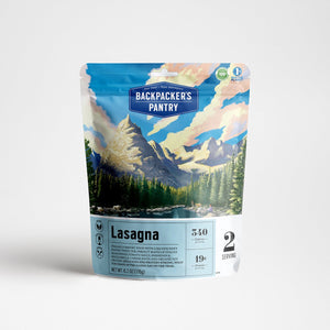 Backpacker's Pantry - Lasagna