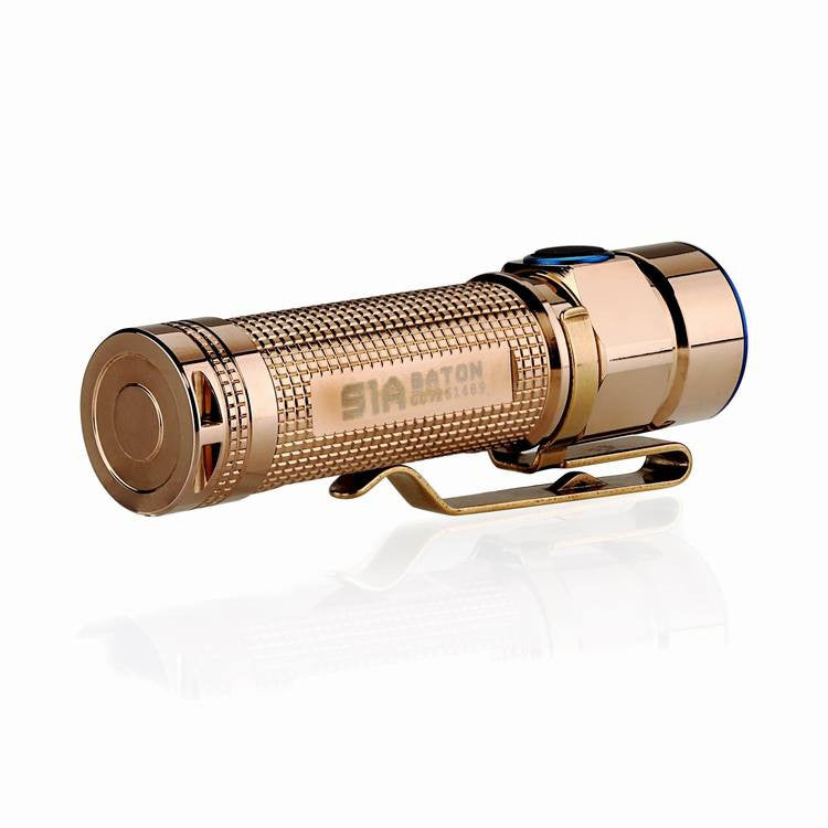 Olight - S1A - Limited Edition - Rose Gold