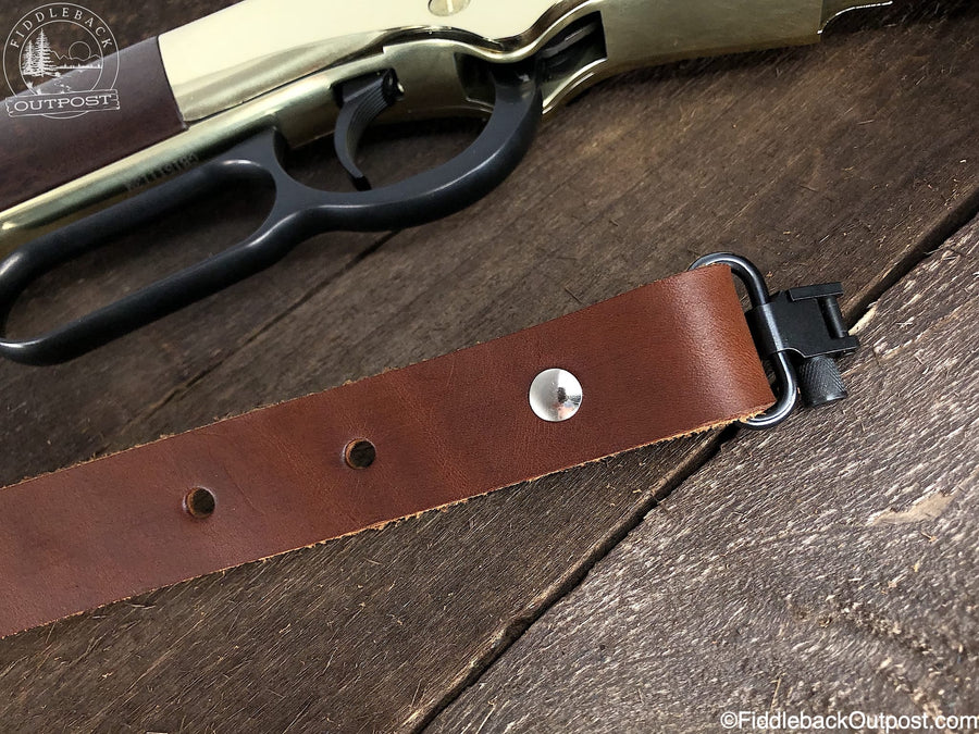 Rifle Sling - RLO Custom Leather