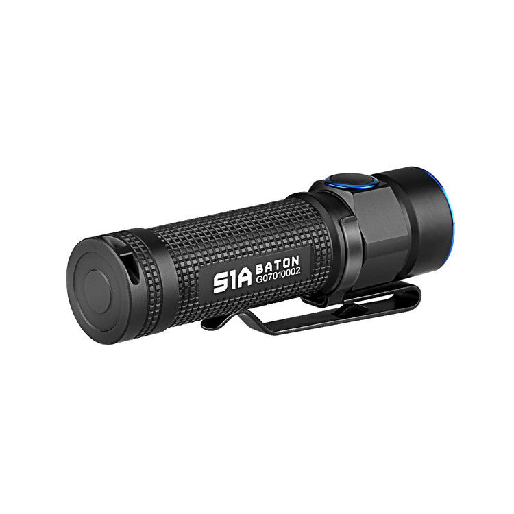 Olight - S1A Baton - Fiddleback Outpost