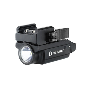 Olight - PL-2 Mini 2 Valkyrie - Black - Weapon Light - Fiddleback Outpost