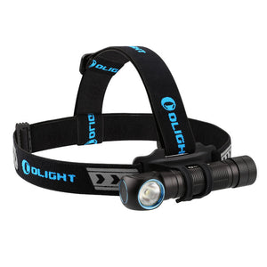 Olight - H2R - Fiddleback Outpost
