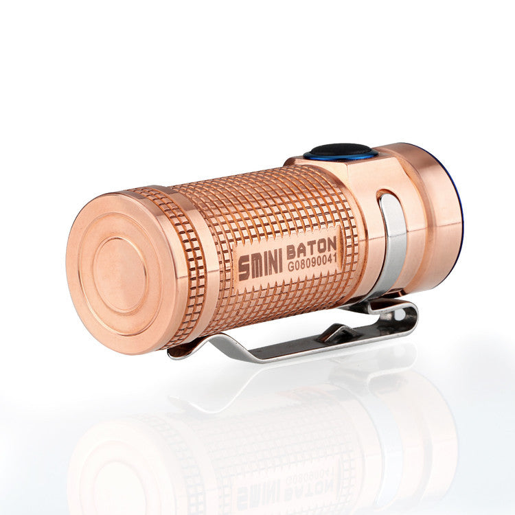 Olight - S Mini - Limited Edition - Copper