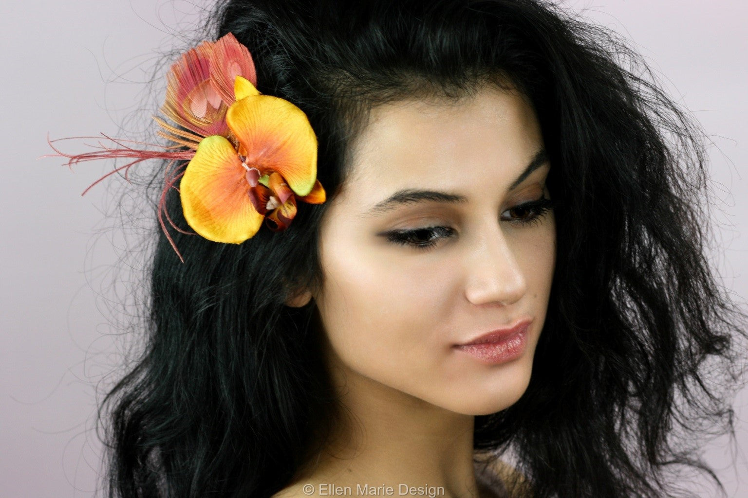 Ellen Marie Design Hair Flowers