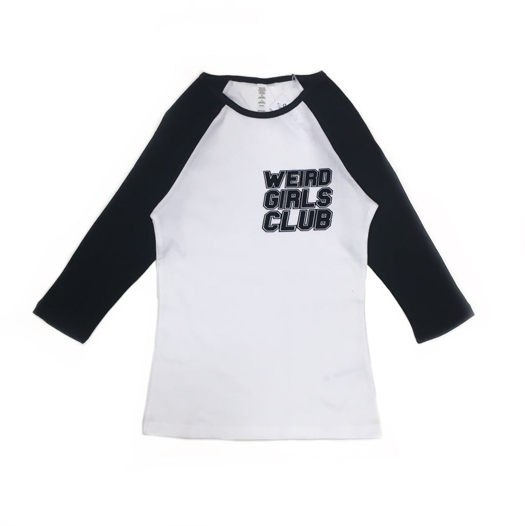 Weird girls club t-shirt