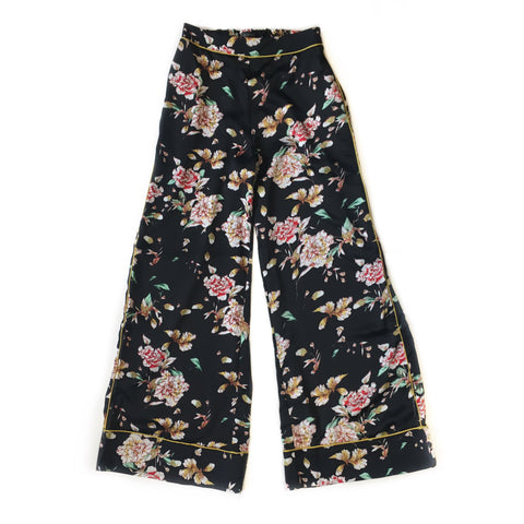 Flower power trouser