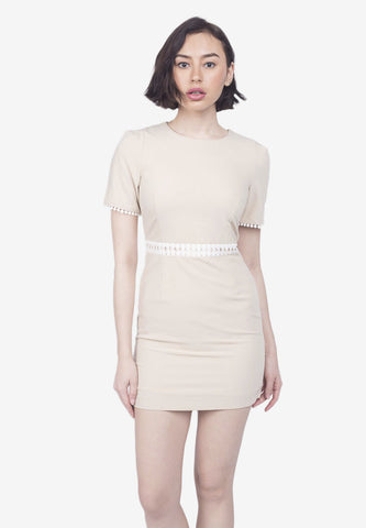 Bodycon Shift Dress